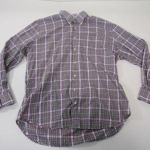 Men's Peter Millar 100% Cotton Dress Shirt XL